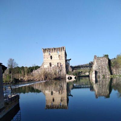 Il ponte antico di Borghetto
