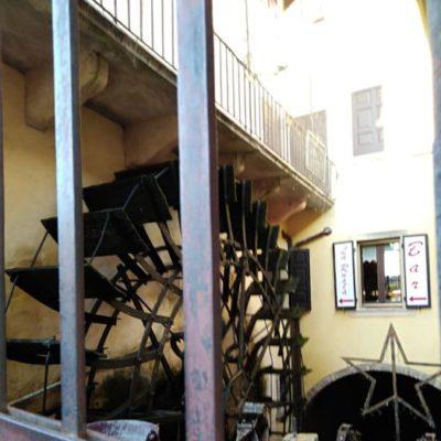 Il mulino di Borghetto