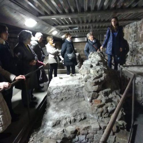 Visita al Palazzo della Ragione e ai sotterranei